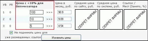 Greasemonkey / Сапа Цены