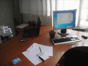 Фото с офиса