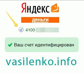 кредиты на яндекс деньги без идентификации